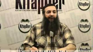 Şeyh Abdullah Yolcu - Selef-i Salihin Akidesinden -Vaad-Vaid 1. Ders