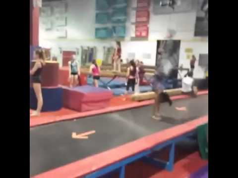 First class gymnastics - YouTube