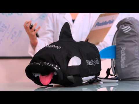 Little Trunki Scientist: PaddlePak Testing HD