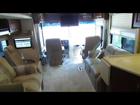 2006 Itasca Meridian 36G by Winnebago Class A Diesel , 350 Cat, Full Body Paint, $79,900