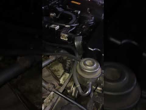 W203 M271 найдена причина! Машина завелась.