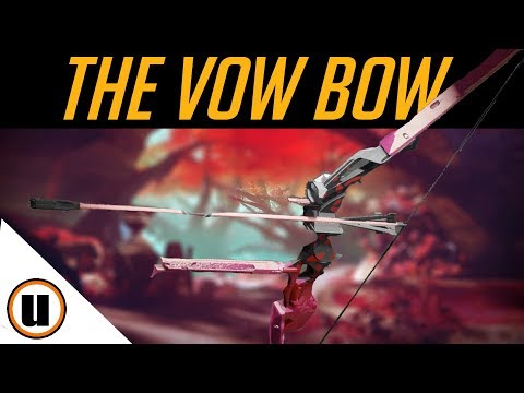 """""""""""New"""""""" The Vow Bow 