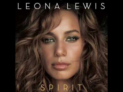 LEONA LEWIS  homeless album quality