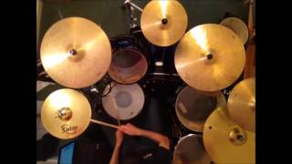 She Bangs the Drum  - The Stone Roses Drum Cover