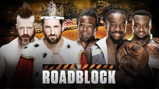 ST 224 (5) WWE Roadblock 2016 New Day vs League of Nations Match Predictions