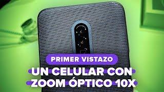 Oppo anuncia celular con zoom óptico 10x y su primer celular 5G
