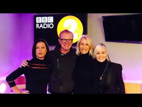 Bananarama - BBC Radio 2 Chris Evans Breakfast Show (24/4/2017)