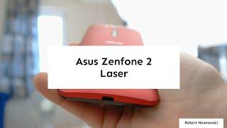 ASUS Zenfone 2 (ZE500KL) LTE Laser Recenzja PL Review Opinia Test