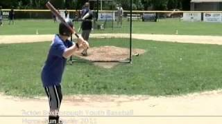 Acton Boxbrough Youth Baseball Home Run Derby 2011