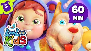 Bingo - Amazing Educational Songs for Children | LooLoo Kids