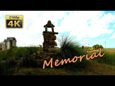 Juno Beach, Normandy - France 4K Travel Channel