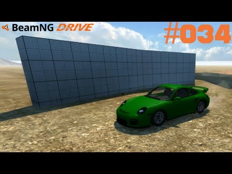 full download beamng drive alpha crash testing 20 porsche 911 gt2 beta hd. Black Bedroom Furniture Sets. Home Design Ideas