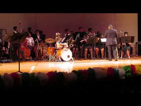 "Science Park High School Concert Band 2018 "" Flight of Valor"""