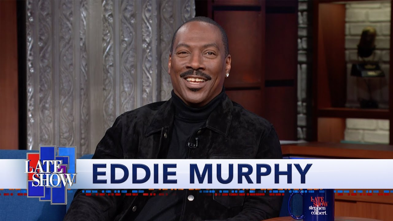 Eddie Murphy Reveals How People React When They Learn He ...