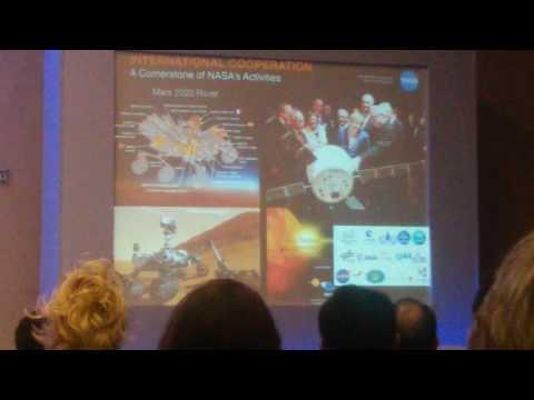 Conference at 67th IAC (International Astronautical Congress). Guadalajara, Jalisco, México.