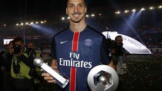 Les 113 buts de Zlatan Ibrahimovic en L1\All 113 goals of Zlatan for PSG in L1