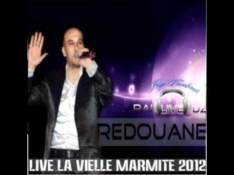 cheb redouane live 2012 a la vieille