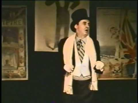 Malcolm Gordon- British Music Hall songs & stories