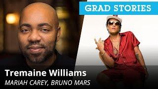 Tremaine Williams (Mariah Carey, Bruno Mars) | Full Sail University