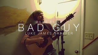 BILLIE EILISH - 'bad guy' loop cover by Luke James Shaffer Resimi