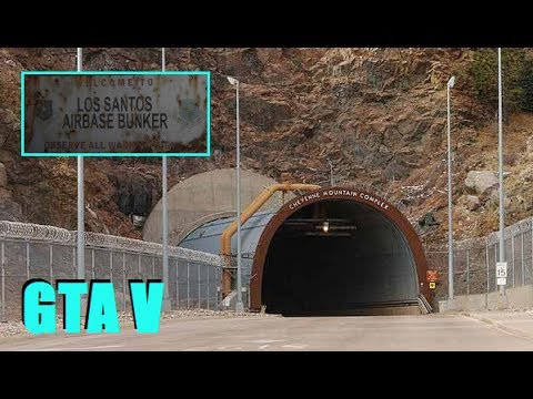 The NEW Hidden Underground Bunker!!! (GTA 5 Update)