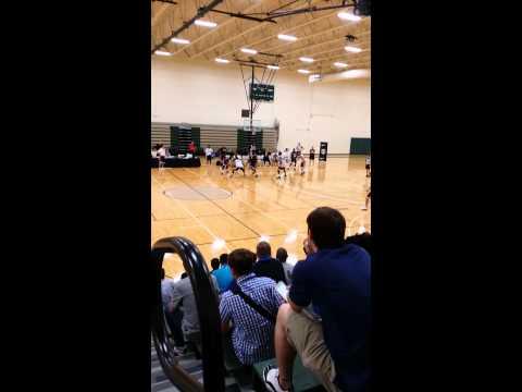Team USA: Derrick Rose vs. Kyrie Irving In Chicago