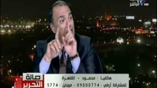 """بالفيديو.. تامر الشهاوى: وزير السياحة يرفض إطلاق مبادرة """"مصر رسالة سلام للعالم"""""""