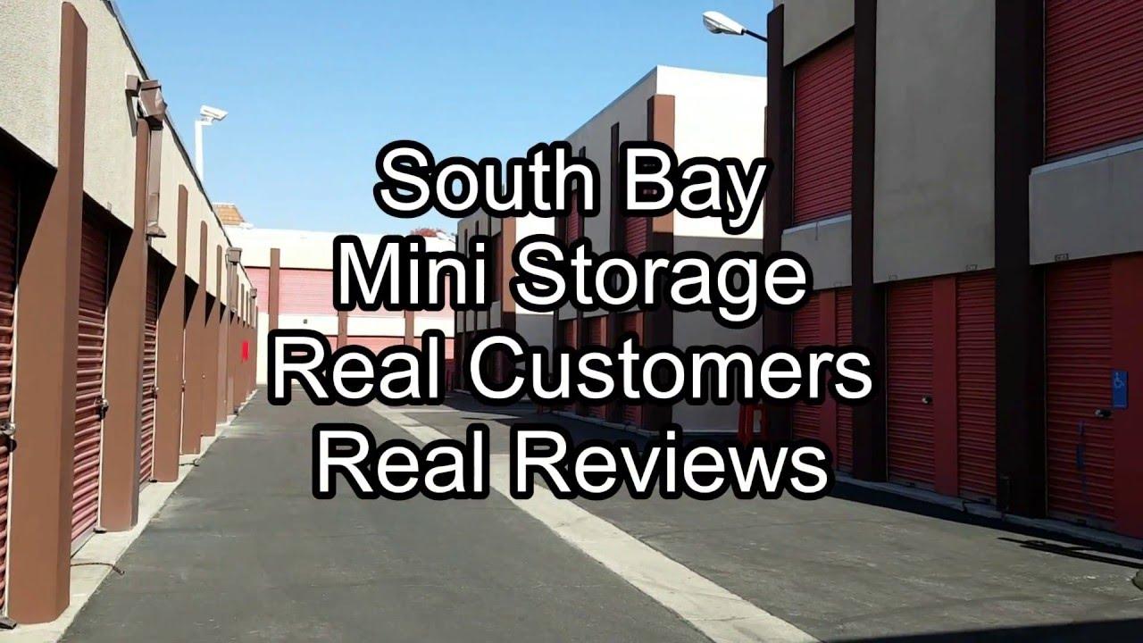 South Bay Mini Storage Testimonial