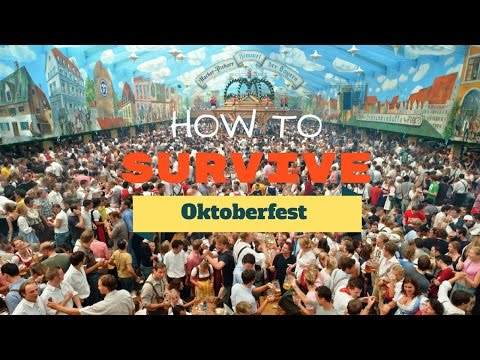 How to Survive Oktoberfest in Stuttgart, Cannstatter Volksfest