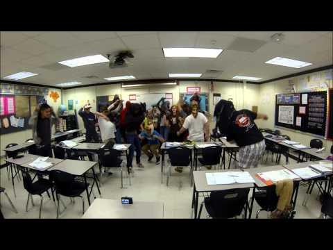 Harlem Shake: (Robious Middle School Harem Shake)