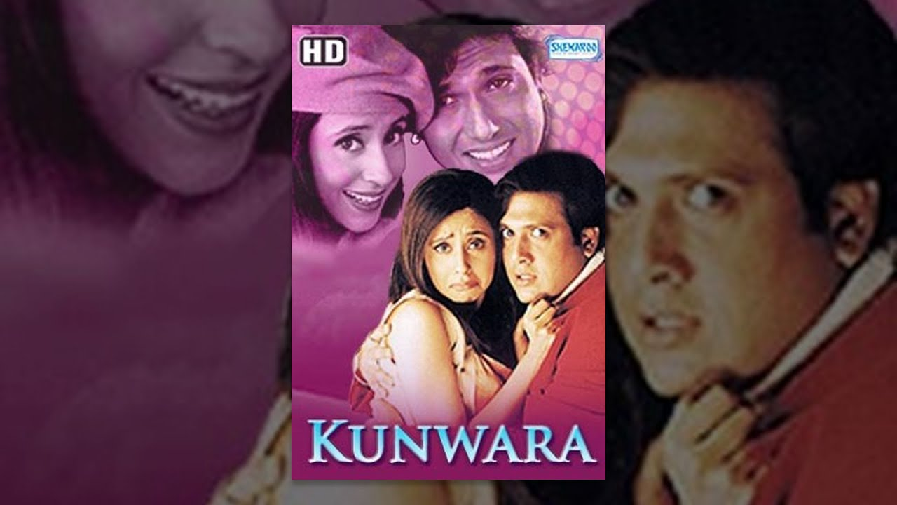 Kunwara (HD) Hindi Full Movie - Govinda - Urmila Matondkar - Hindi Comedy Film-(With Eng Subtitles)