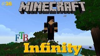 Crystal growth Accelerator   Minecraft FTB Infinity #36 [German]