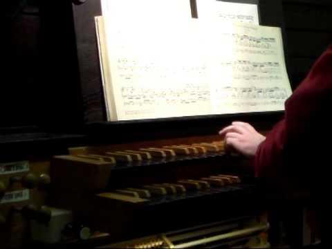Wenn wir in hochsten Noten sein BWV 641