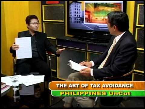 philippines uncut episode on tax avoidance part1