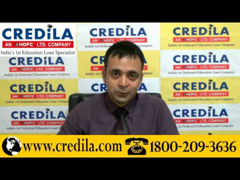Documents Required To Apply For Credila Education Loan