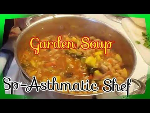Bountiful Garden Soup