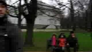 Parc Lazienki Varsovie