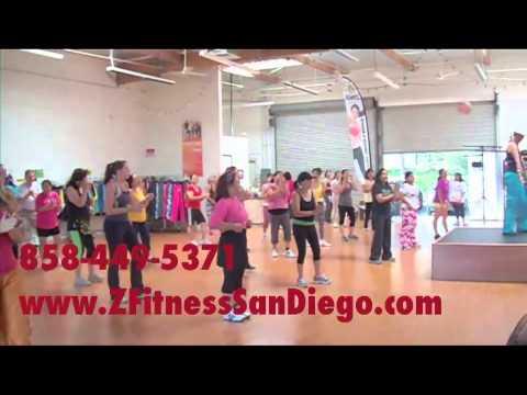 Zumba Classes San Diego – Zumba Class San Diego – 2-8