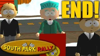 South Park Rally - Part 4 - THE ENDING! (South Park Rally, 1999-2000)