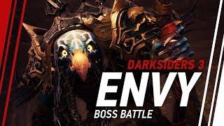 видео Darksiders 3