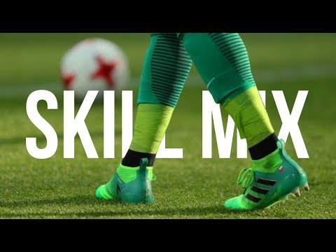 Crazy Football Skills 2017 - Skill Mix #18 | HD