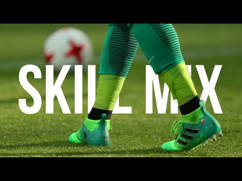 Crazy Football Skills 2017 - Skill Mix #18 | HD