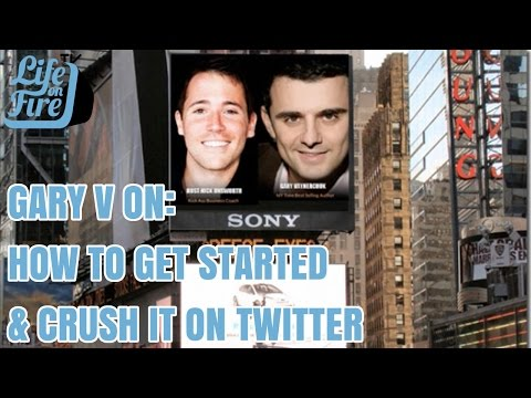 Life on Fire TV 66:  Gary V on How to Get Started & Crush it on Twitter