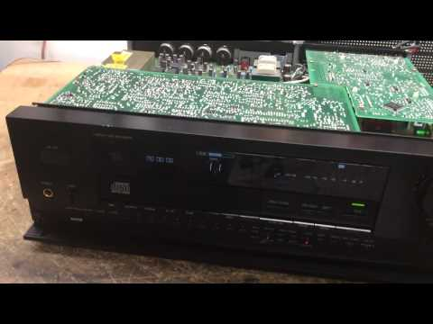Phillips CDR101 Pro CD Recorder Compact Disc Player