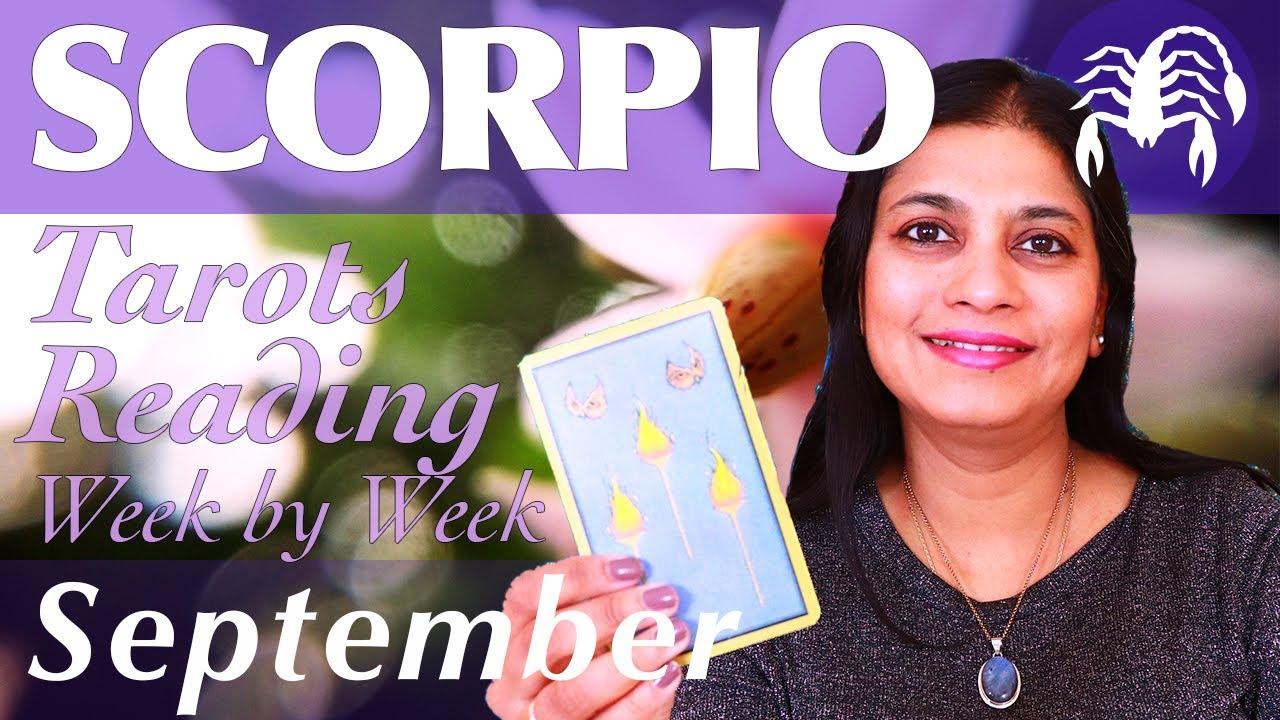 Love Horoscope Scorpio