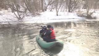 10 02 командно-штабні тренування на річці Смотрич