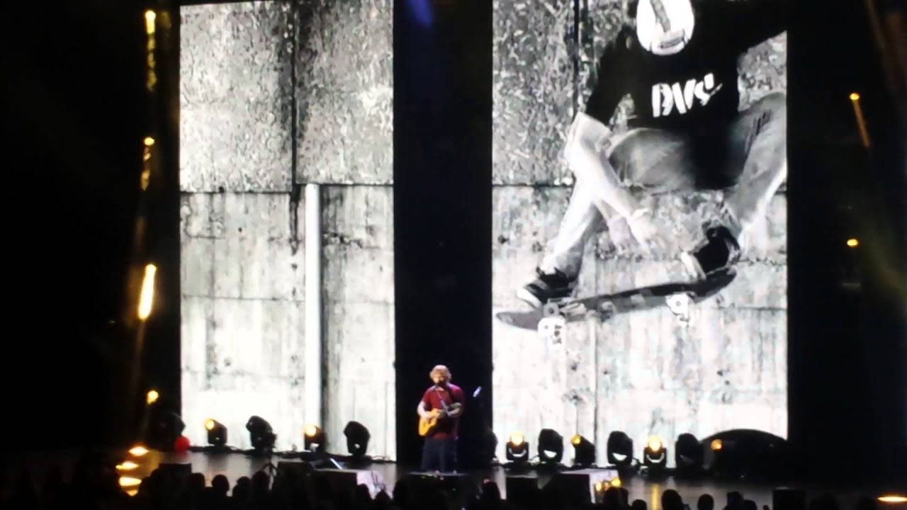 Ed Sheeran Riverbend-- Don\'t - YouTube