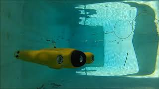 Gladius ROV   Learning The Controls   Initial Practice Flight