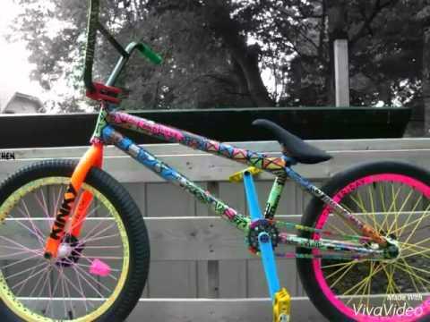 Cat Sepeda Bmx Keren