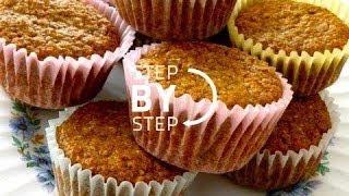 Raisin Bran Banana Muffins Recipe, How To Make Raisin Bran Banana Muffins